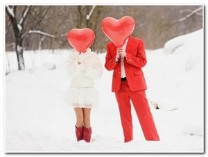 5 самых модных идей для зимней невесты