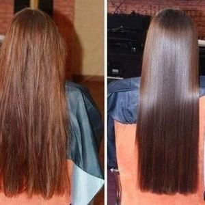 От репейного масла становятся жирными волосы