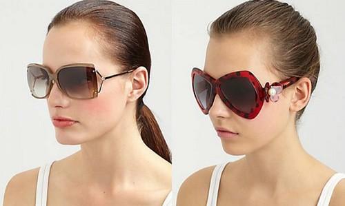 Модные солнечные очки 2021 года