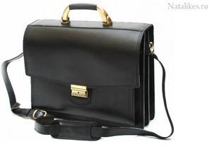 Кожаный портфель – модно, стильно, индивидуально!