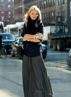 Мода на юбки осень-зима 2021
