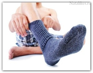 Ох уж эти носки!