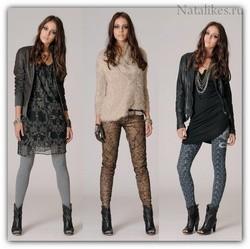 Женская одежда: новинки моды