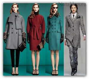 Женские пальто 2021