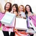 Любимое женское занятие – шопинг