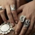 Ювелирная мода на серебряные украшения