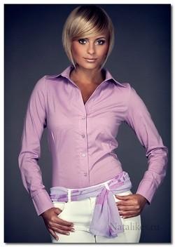 Мода на рубашки и блузки