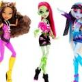 Куклы МОНСТЕР ХАЙ – это удивительная коллекция стильных кукол