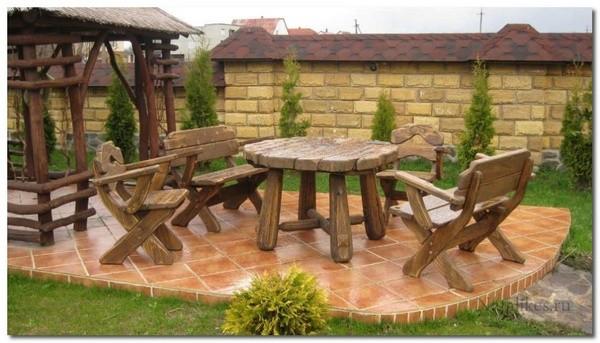 Садовая мебель на любой вкус и кошелек