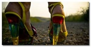 Главные правила ношения босоножек