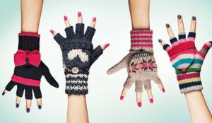 Что лучше варежки или перчатки?