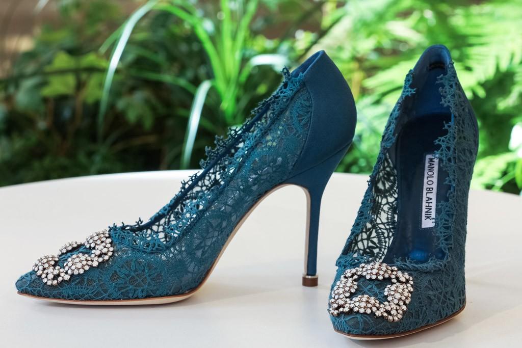 Модная обувь весна - лето 2021 женская от дизайнера Маноло Бланик