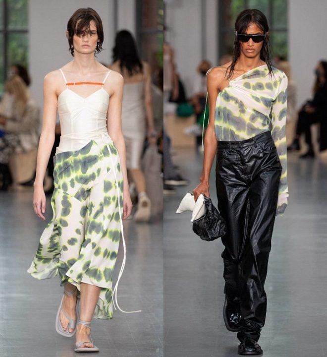 Весенняя коллекция одежды 2021 Biaggini Violett от Пенелопы и Моники Крус