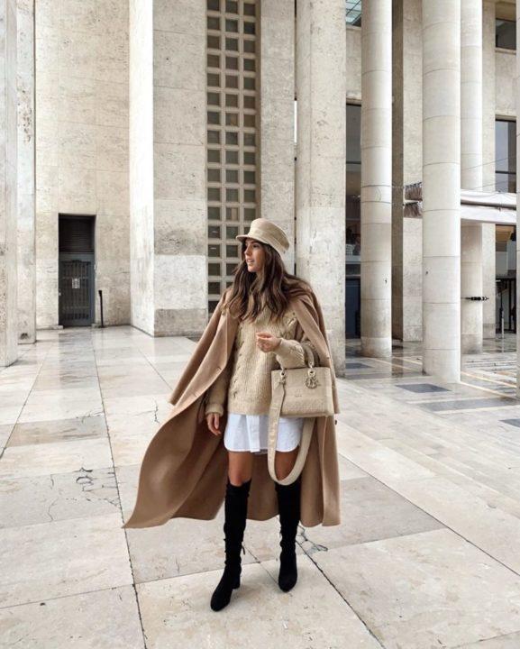 Новые тренды одежды 2021 года для осени и зимы