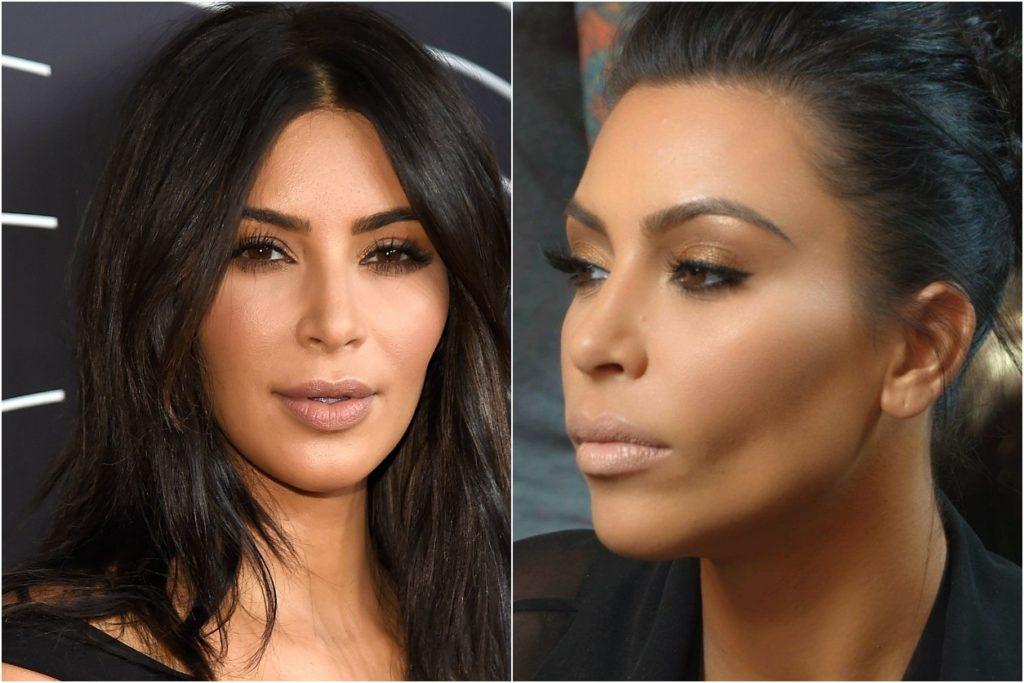 Гламур макияж неповторимой Ким Кардашьян