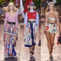 Модные пояса весна-лето 2021 года