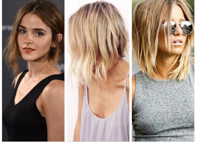 Стильные и модные стрижки для девушек сезона весна-лето 2021 года