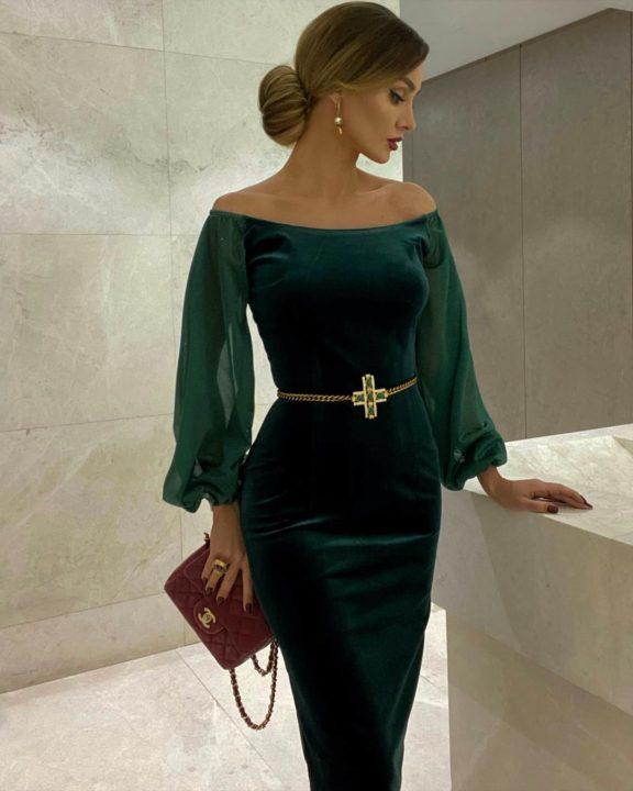 Яркие и очаровательные коктейльные платья 2021 года