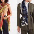 Платки 2021, палантины и шали: как и с чем носить?