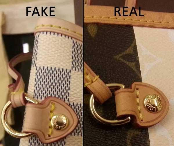 Женские сумки Louis Vuitton — оригинал или подделка?