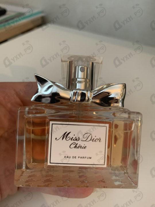 Модный женский парфюм Miss Dior Cherie: французская утонченность