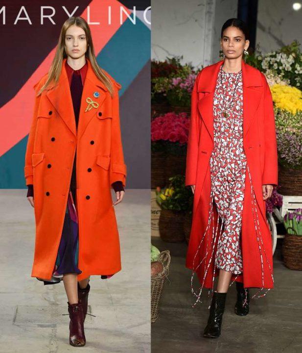 Модное женское пальто 2021 на осень