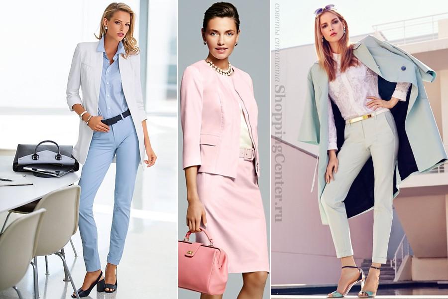 Деловая одежда 2021 для женщин: модные тренды этого лета