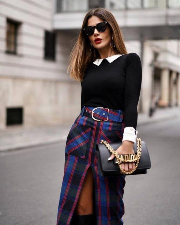 Миди-юбка: летом 2021 года выбираем юбку средней длины