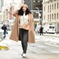 Мода для полных дам сезона осень-зима 2021-2022