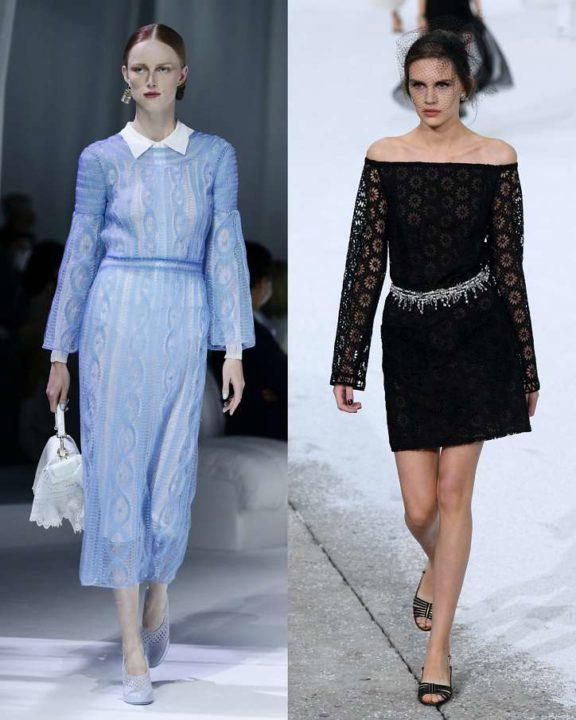 Модные платья для женщин сезона весна-лето 2021