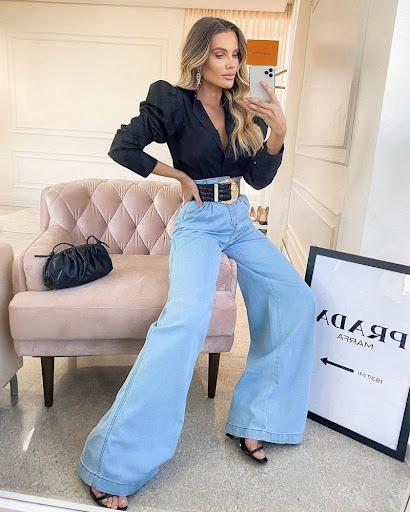 Самые модные джинсы 2021 сезона весна-лето