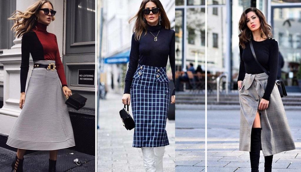 Модные летние юбки 2021 из коллекций знаменитых дизайнеров