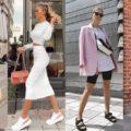 Модные тенденции 2022 Весна-Лето