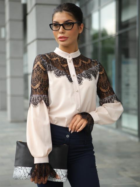 Модные женские блузки 2021 – очаровательная женственность