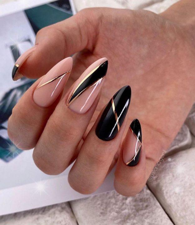 Самые модные ногти 2021: детали, которые делают моду