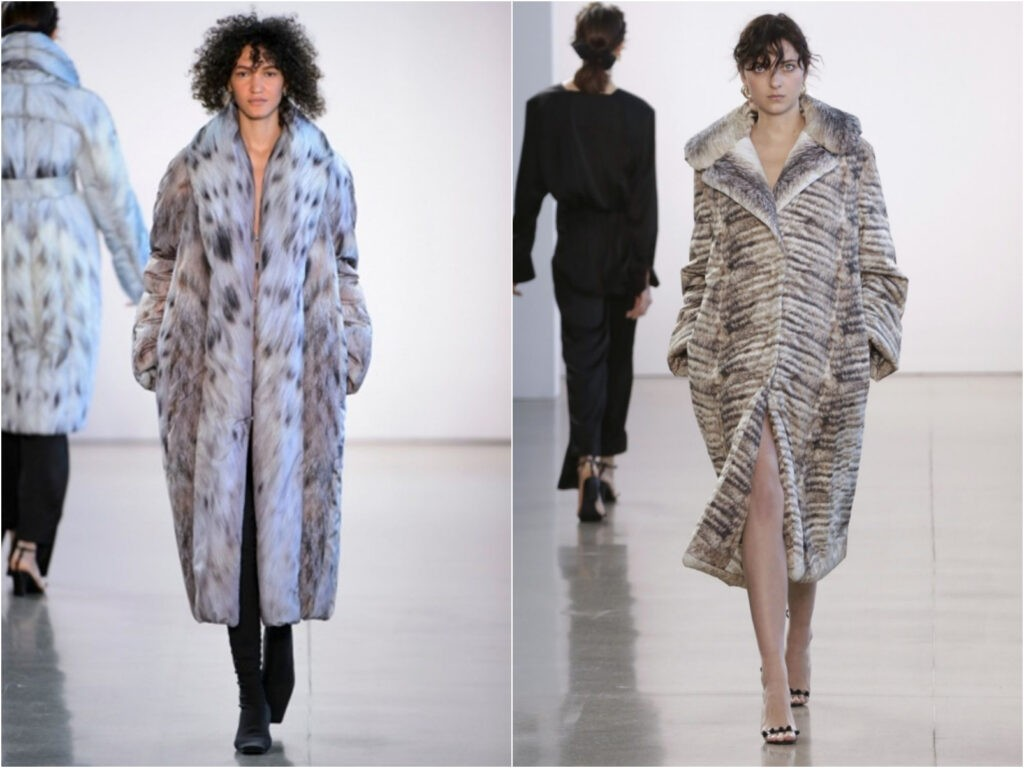 Новая коллекция женской одежды: Светлана Бевза на Ukrainian Fashion Week