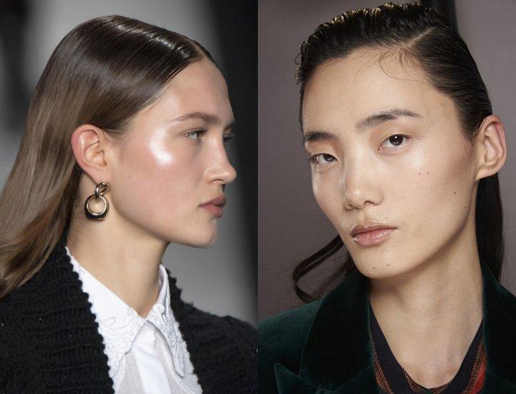 Креативные тренды в макияже на Неделе моды весна-лето 2021