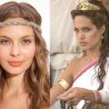 Прическа греческой богини 2021