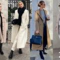 Каким должно быть модное весеннее пальто