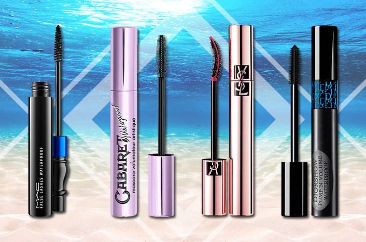 Средства декоративной косметики: что использовать на море
