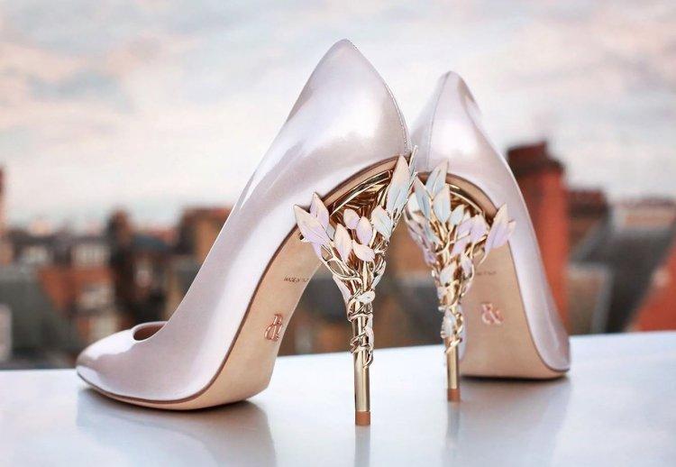 Женские свадебные туфли 2021: великолепная коллекция!