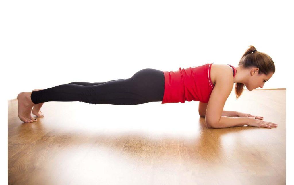 Упражнение планка как правильно делать