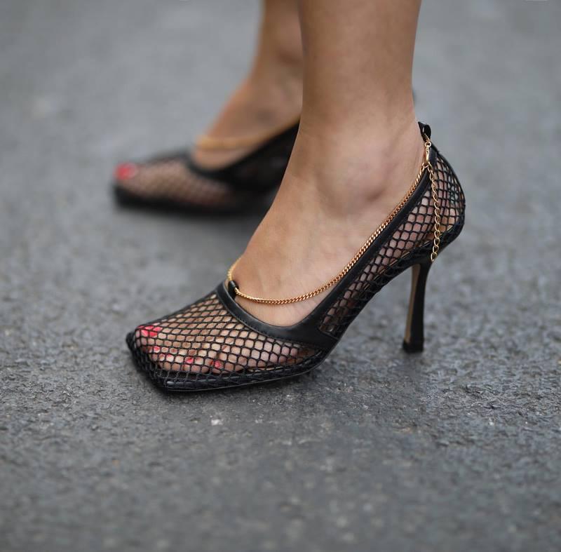 Модные туфли весна-лето 2021 года