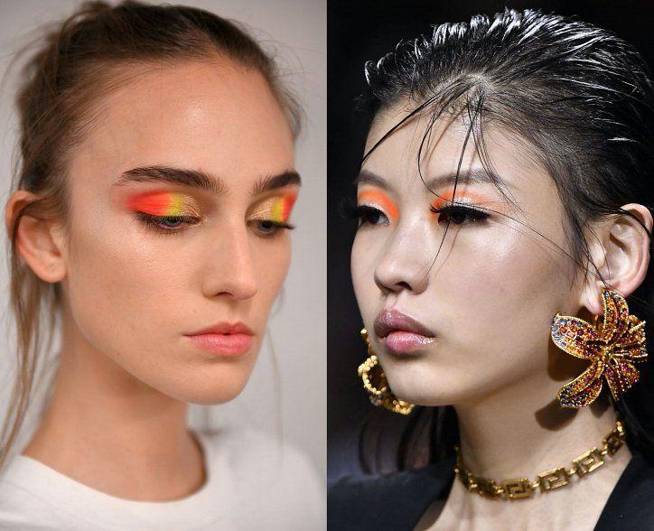 Модный макияж весна 2021: фантастический, яркий и смелый!