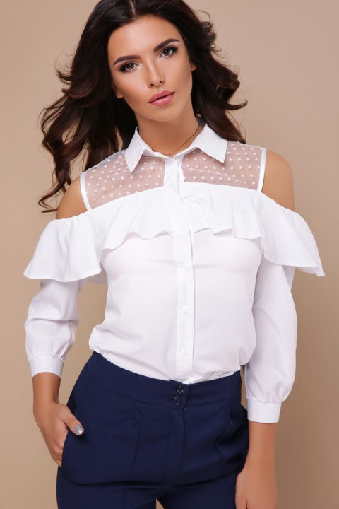Блузки – актуальный тренд
