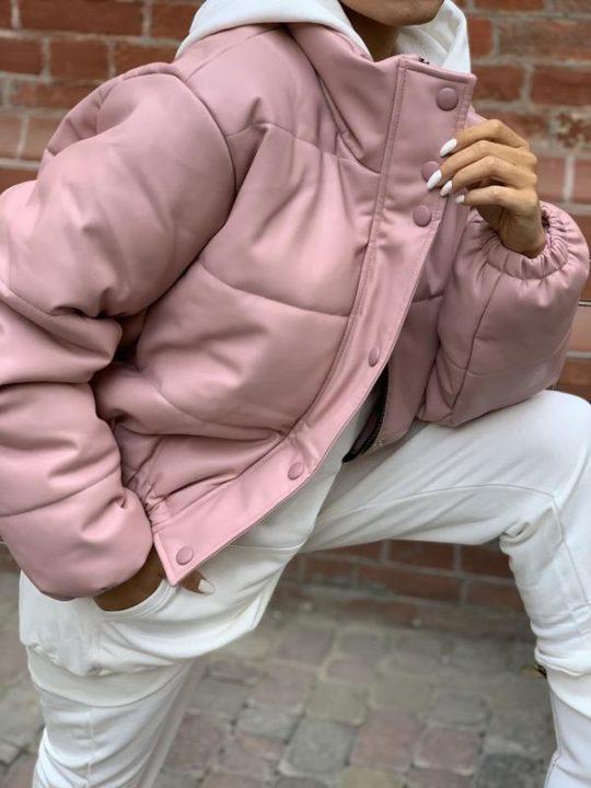 Куртка – бомбер 2021