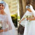 Свадебные прически знаменитостей – 12 оригинальных образов звезд