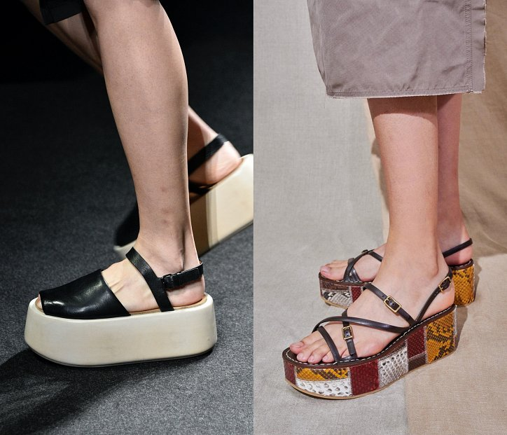 Модные тенденции в мире обуви 2021