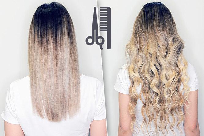 Наращивание волос: все плюсы и минусы
