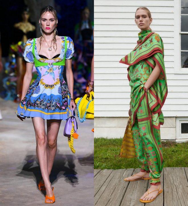 Актуальные принты Berlin Fashion Week